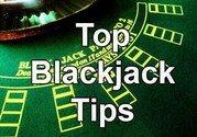 image of winning blackjack tips